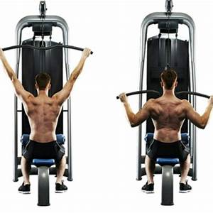 Wide Grip Lat Pulldown - Exercise How-to