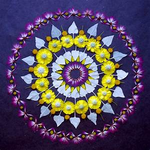 Waiting to be discovered new flower mandalas by kathy for New flower mandalas by kathy klein