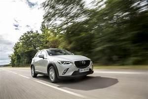 Mazda Cx3 Prix : mazda cx 3 2018 les prix du nouveau diesel 1 8 skyactiv d 115 l 39 argus ~ Medecine-chirurgie-esthetiques.com Avis de Voitures