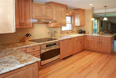 honey oak kitchen cabinets with granite countertops kitchen design ideas and picture kitchen furniture
