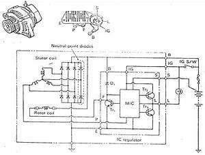 Alternator Dengan Ic Regulator