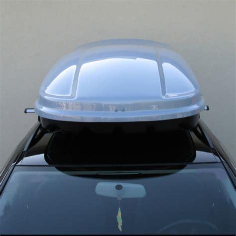 box portapacchi per auto baule portapacchi farad marlin f3 680l grigio metallizzato