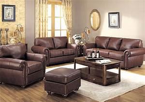 Leather Living Room Furniture - Write Teens