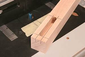 Cut a Mortise with Your Router Table Woodworking