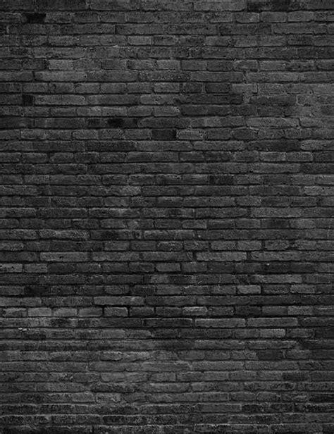 master printed warm dark brick wall texture backdrop
