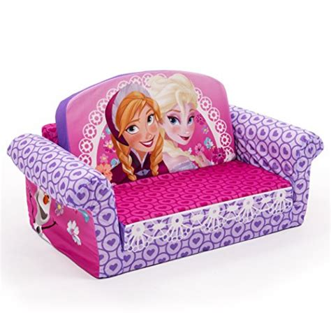 Marshmallow Flip Open Sofa Disney Princess by Marshmallow Furniture Disney Frozen Flip Open Sofa Home