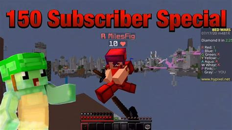 Bedless Noob Texture Pack Montage 150 Subscriber Special