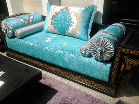 matelas pour canapé salon marocain occasion prix pas cher décor salon marocain