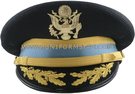 Us Army Service Cap For Field Grade Infantry Officers