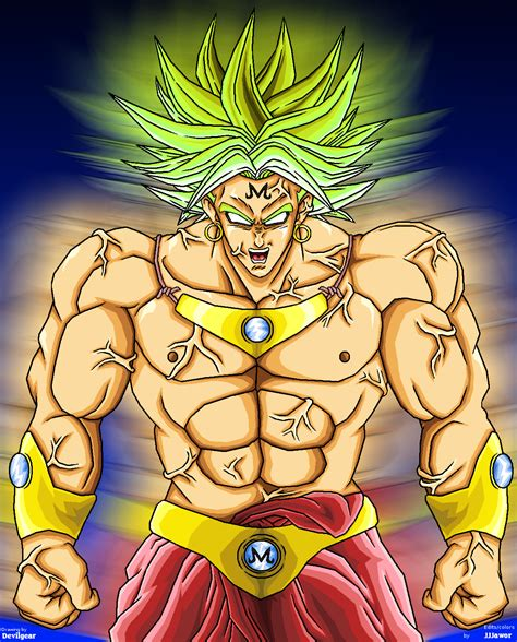 majin broly dragon ball updates wiki