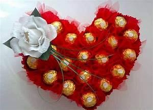 DIY Valentine's Day gift idea - Make heart-shaped