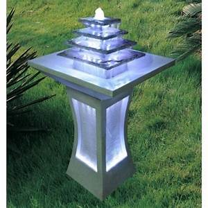 1000 fontaines vous propose une gamme d39une centaine de With fontaine a eau exterieur solaire