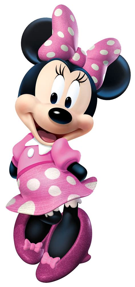 Excellent Pics Of Minnie Mouse 17 With Flowers Printable