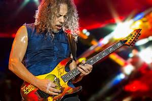 Metallica's Kirk Hammett Stomps on Spotify's Inferior ...