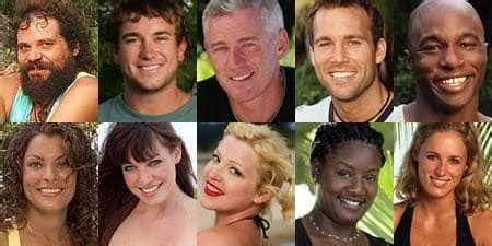 Cast for Survivor: Heroes vs. Villains Revealed - TV Fanatic