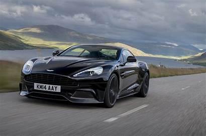 Aston Martin Vanquish Carbon Speed Wallpapers Evo