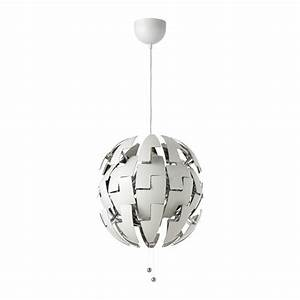 Ikea Ps 2014 Lampe : ikea ps 2014 pendant lamp white silver color ikea ~ Watch28wear.com Haus und Dekorationen