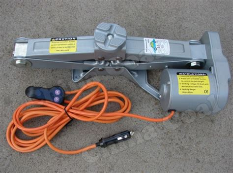 12v Scissors Type Electric Car Jack,automatic Small