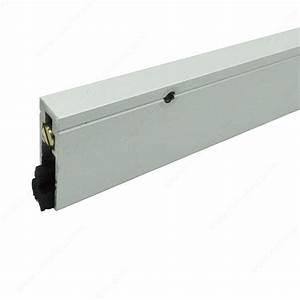 Bas De Porte Automatique : bas de porte automatique en surface avec coupe bise en ~ Dailycaller-alerts.com Idées de Décoration