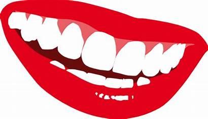 Smile Clipart فم صوره I2clipart Domain مبتسم