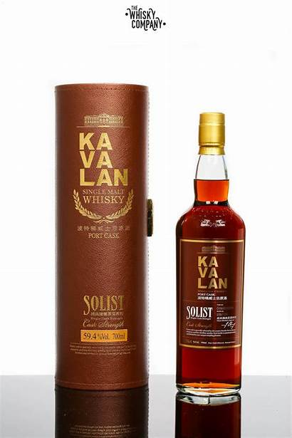 Whisky Kavalan Cask Port Solist Single Malt