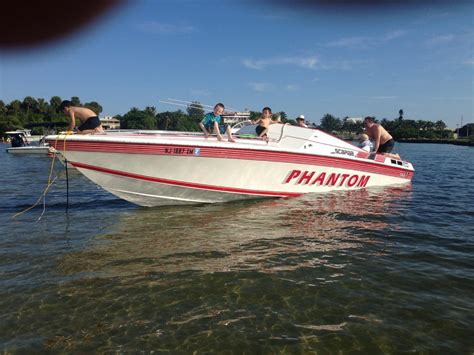 Vintage Wellcraft Boats by 1986 Wellcraft Scarab Panther Mint Unrestored Advice