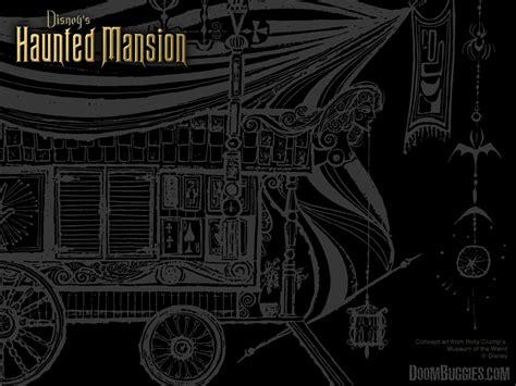 Haunted Mansion Desktop Wallpaper