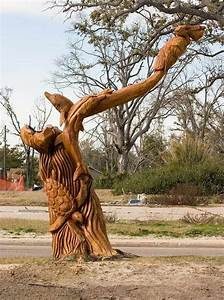40 Amazing (Tree) Wood Carving Pictures