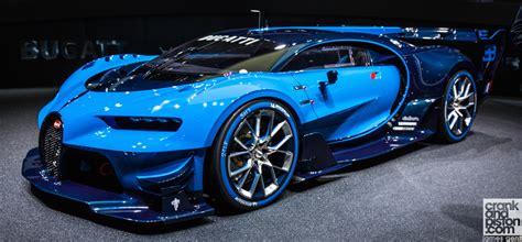 Bugatti Vision Gt For Sale by Frankfurt 2015 Bugatti Vision Gran Turismo