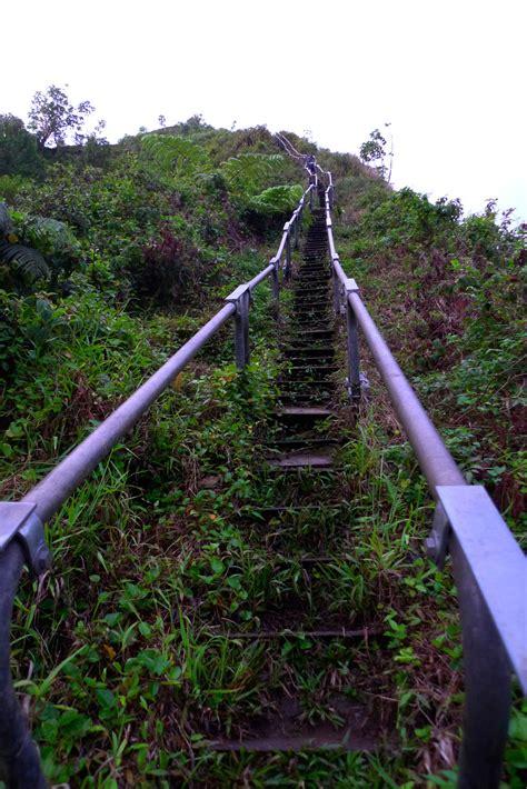 Haiku Stairs Stairway To Heaven Oahu
