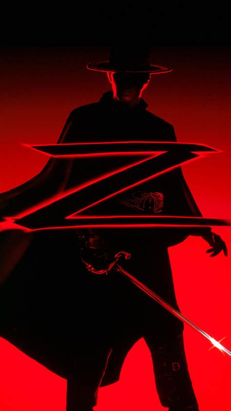mask  zorro  phone wallpaper moviemania
