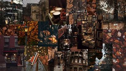 Laptop Dark Cozy Fall Aesthetic Requested Creator