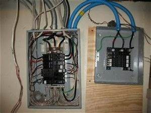 A Box Sub Panel Wiring : when and how you install an electric sub panel in your ~ A.2002-acura-tl-radio.info Haus und Dekorationen