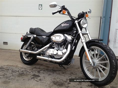 2008 Harley Davidson Sportster 883 Cheap