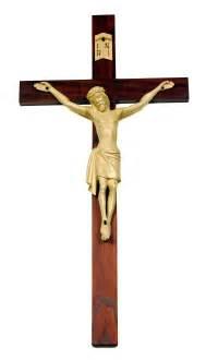 Rough Wooden Cross Clip Art