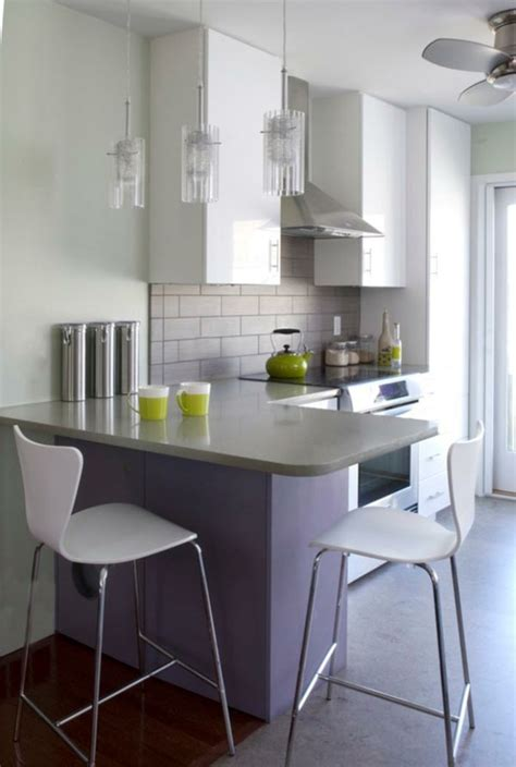 modeles cuisines aménager une cuisine 40 idées pour le design