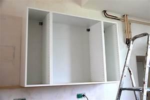 Meuble Tv Accroché Au Mur : meuble tv a fixer au mur maison design ~ Preciouscoupons.com Idées de Décoration