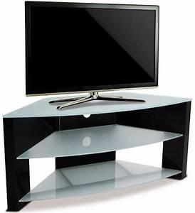 Meuble Angle Tv : meuble d angle tv moderne meuble tv design gris maison boncolac ~ Teatrodelosmanantiales.com Idées de Décoration