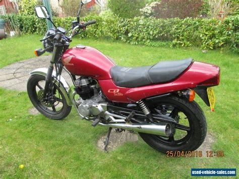 honda cb 250 1998 honda cb for sale in the united kingdom