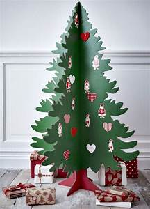 Weihnachtsbaum Selber Basteln : 65 besten weihnachtsbaum bilder auf pinterest ~ Lizthompson.info Haus und Dekorationen
