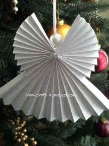 Coffee Filter Christmas Ornaments