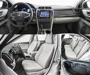 2019 Toyota Camry Le Manual Specs  Interior Changes