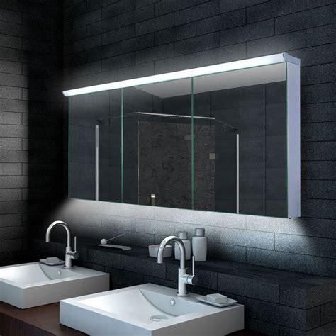 badkamer spiegel licht 160x70 cm badkamer spiegelkast met verlichting en