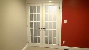 How To Install Double French Doors