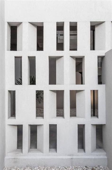 Moderne Kunst Häuser by Pin Michael Sailer Auf Fassade Minimalistische