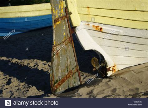 Boat Rudder Images by Fishing Boat Rudder Propeller Stock Photos Fishing Boat