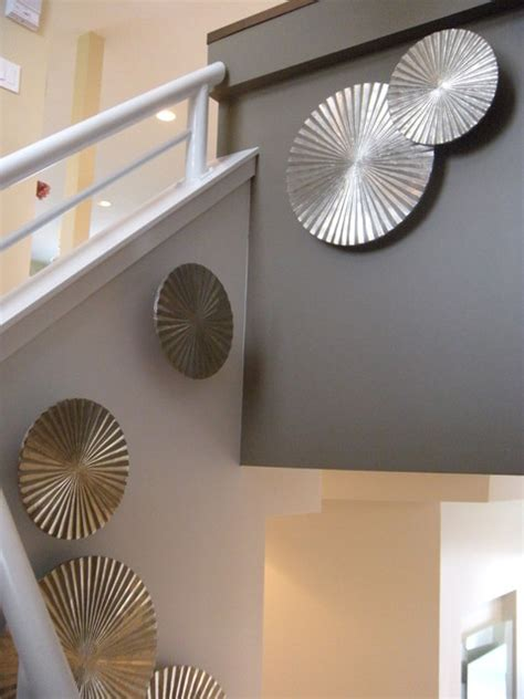 houzz wall decor staircase wall decor modern staircase los angeles