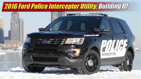 2019 ford interceptor 2019 ford interceptor utility car photos catalog 2019