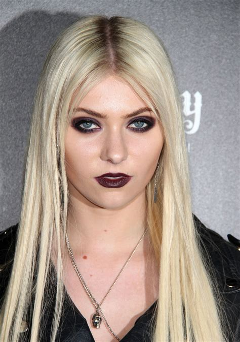 Taylor Momsen at Abbey Dawn Launch Party in West Hollywood ...