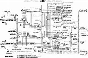 Wiring Diagram Of 1955 Chevrolet Classic